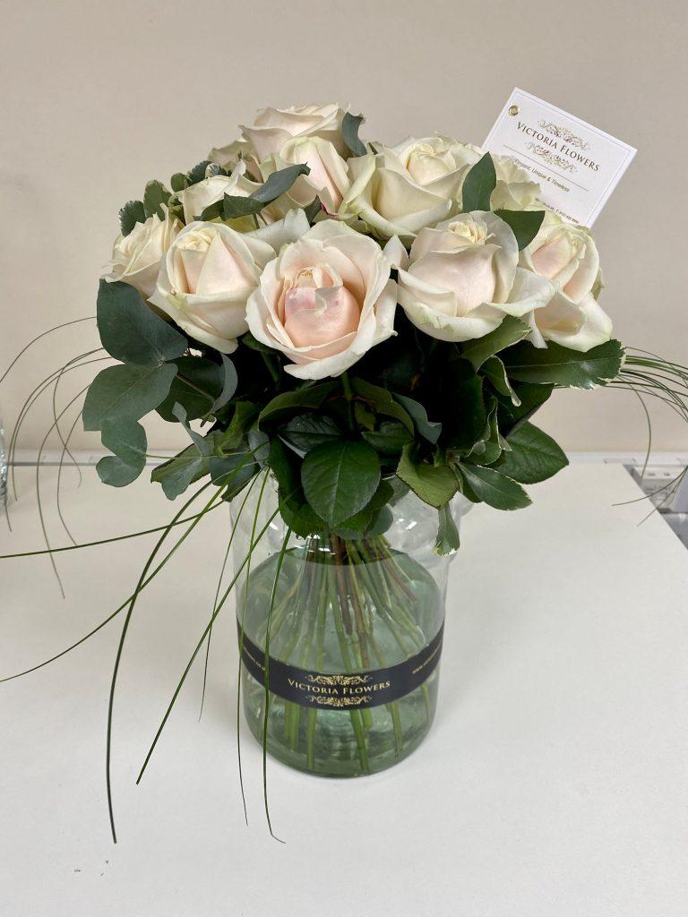 Avalanche Rose Bouquet