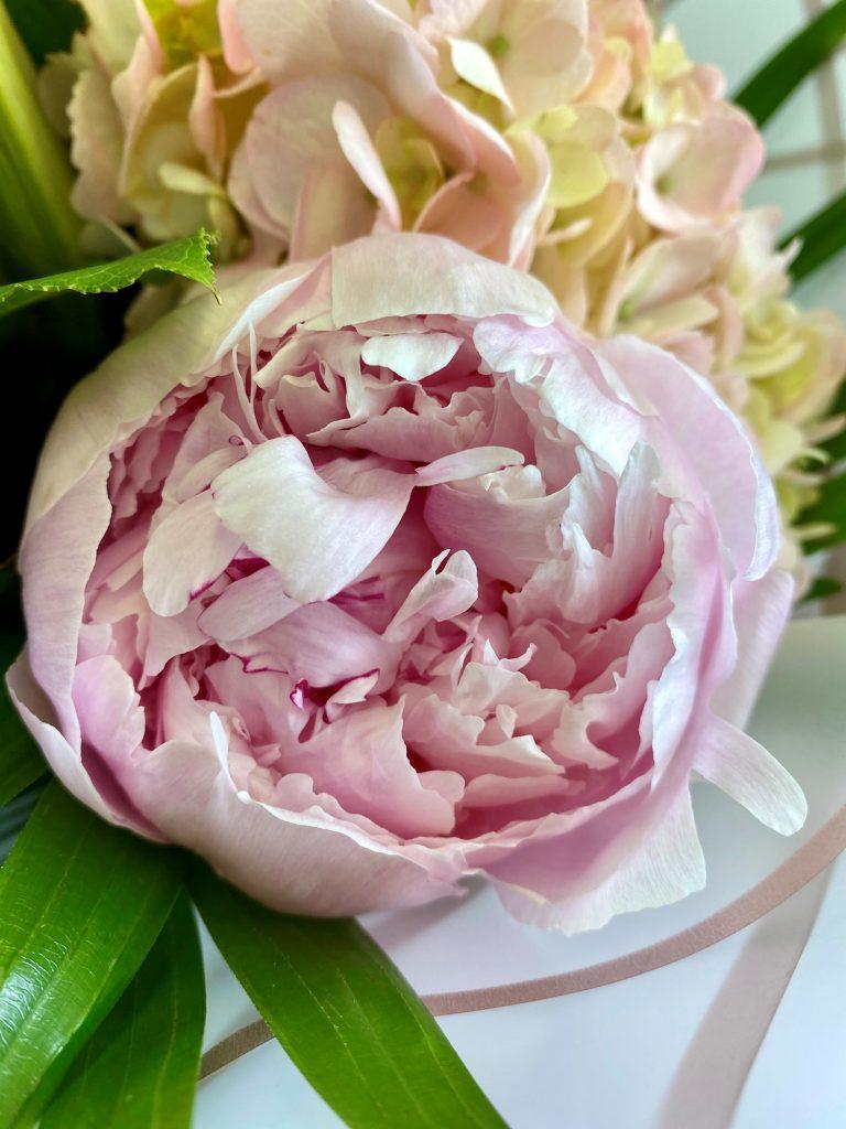 Peony Bouquet Birmingham