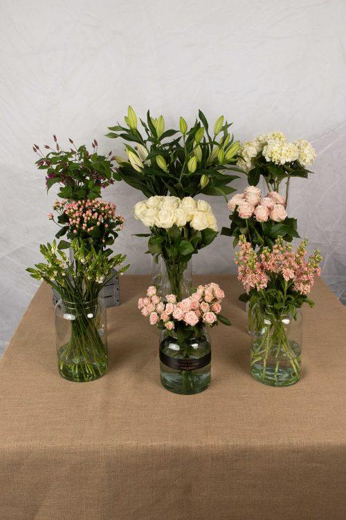 Flower bouquets, Luxury flowers