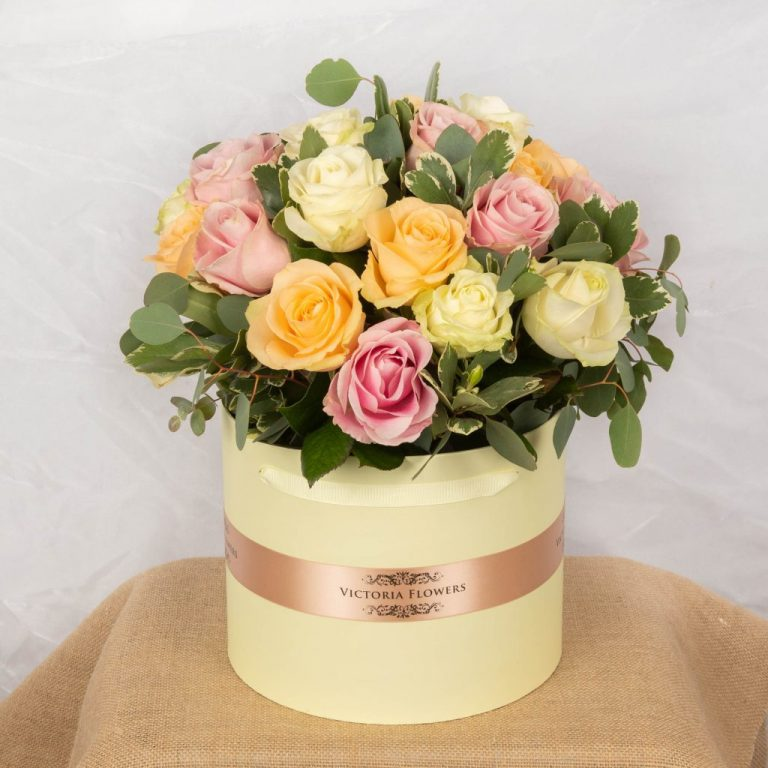 A company that delivers flowers